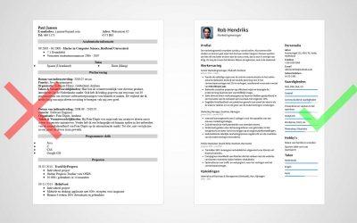 Wat is een CV? [Inclusief 3 voorbeelden en schrijftips]