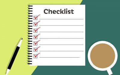 Gratis CV Checklist voor het Perfecte CV [2021 update]